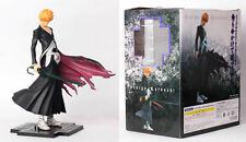 "Anime BLEACH Ichigo Kurosaki 8"" 21cm PVC Big Figure Statue Toy Gift New in box"