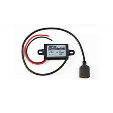 DC-DC Converter Step Down Module 12V to 5V 24V to 5V USB Output Power Adapter