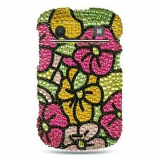 For BlackBerry Bold Touch 9900/9930 Colorful Hard Rhinestone Case Cover