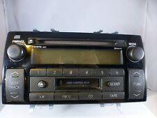 2003 02-04 Toyota Camry OEM Radio CD Player Cassette 86120-AA040