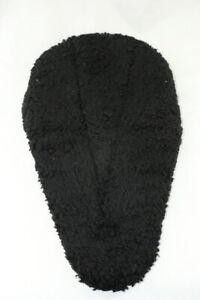 "Saddle Seat Saver General Purpose Or Dressage Fits 15-17"" Black"