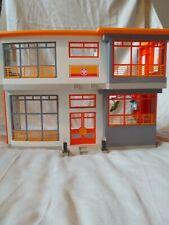 PLAYMOBIL City Life Furnished Children's Hospital Playset (6657)