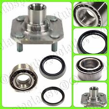 FRONT WHEEL HUB & BEARING & SEAL FOR TOYOTA TERCEL /PASEO W/OUT ABS FAST SHIP