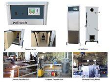 Pelletheizung 30 KW Pelltech RSP 30 Pelletkessel, Biomasse Zentralheizung