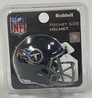 Tennessee Titans - Riddell Speed Pocket Pro Mini Helmet