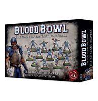 Blood Bowl Reikland Reavers Team Games Workshop Menschen Fantasy Football