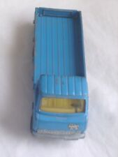 "Camion ""Hanomag Henschel Pritschenwagen"" bleu de marque Siku réf V338"