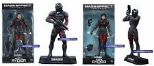 "MCFARLANE MASS EFFECT ANDROMEDA SET OF 2 - SARA RYDER & SCOTT RYDER 7"" FIGURES"