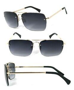 Mens Full Lens (Not Bifocal) Magnified Tinted Sun Reader Reading Sunglasses UV