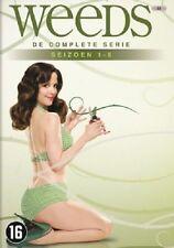 WEEDS : THE COMPLETE SERIES SEASON 1 2 3 4 5 6 7  8 - DVD - PAL Region 2 Sealed