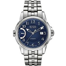 Bulova Accu-Swiss Calibrator 63B175 Swiss Made Men's Automatic Watch $1695 NEW