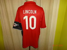 1.FC Kaiserslautern Original Nike Jubiläum Trikot 2000 + Nr.10 Lincoln Gr.XL