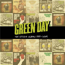 Green Day : The Studio Albums: 1990-2009 CD (2012) ***NEW***