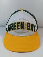 Green Bay Packers NFL New Era 9fifty adjustable cap/hat Football NFC