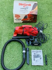 Dirt Devil Handy Zip DD150Z Vacuum Cleaner Home Stairs Caravan Vintage Retro