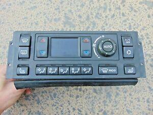 95-02 Land Range Rover P38 A/C Heater Climate Control Unit JFC102550 OEM