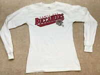 Tampa Bay Buccaneers NFL Long Sleeve T-Shirt Men's Size Small White