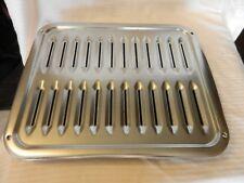 Vintage Oven Broiler Drip Pan & Grill Rack - Gray Speckled Enamel