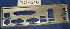 #IOP216 - Intel D945GTP Motherboard I/O Panel C97834-308