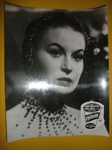 Mambo / EA-AHF von 1955 / Portrait Silvana Mangano