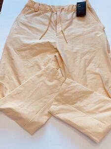 Nike Golf Flex Dri-Fit Yellow Pants AV4123-294 Mens Size 32 Retail $85 New