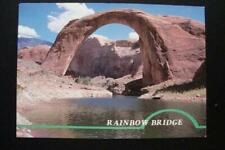 154) RAINBOW BRIDGE NATIONAL MONUMENT ~ THE WORLD'S LARGEST NATURAL STRUCTURE