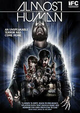 Almost Human (DVD) 2014 - Josh Ethier, Graham Skipper