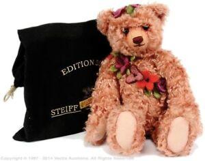 Steiff Marianne Meisel Club Edition 2007 40cm Mohair Bear EAN 420771