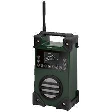 CTC BR 836 Baustellenradio (UKW, Schwarz)
