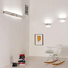 Luceplan Lane D64 22 cm Lucido R7s lampada a parete / applique