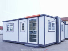 New listing 2020 Bastone 16.5' x 20' Mobile House Container Model Home Cabin bidadoo -New