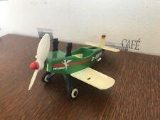 Playmobil avion vintage pegasus incomplet(pour pièces détachées)