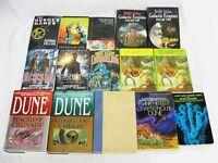 Classic Science Fiction 15 Books Zelazny Frank Herbert Dune Card Aldiss Lem +