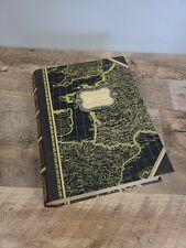 Hidden Book Safe Secret Security Money Box Hollow Jewelry Explore World Atlas