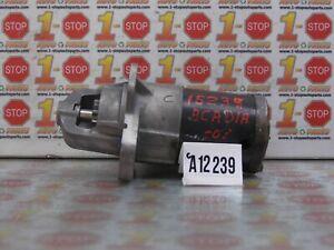 2007-2017 GMC ACADIA 3.6L ENGINE STARTER MOTOR 12645298 OEM