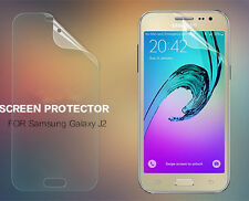 Plastic Screen Protector For Samsung Galaxy J2 Prime/G532 - Clear