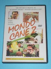 MONDO CANE 2 (DVD, 2004) RARE DOCUMENTARY - CANADIAN SELLER