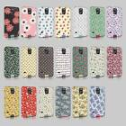 Tirita Floral Roses Flowers Vintage Countryside Case Hard Cover For Samsung