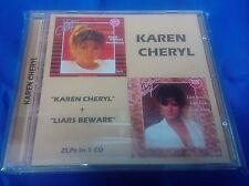 Karen Cheryl - Karen Cheryl  / Liars Beware Audio CD
