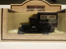Lledo DG51 003A 1928 CHEVROLET BOX VAN-collezionisti Club Inverno 1993