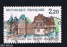 1 FRANCOBOLLO FRANCIA TURISTICA S. G. DE LIVET 1986 usato