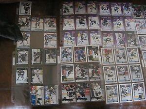 LOS ANGELES KINGS - HOCKEY TRADING - 66 CARD LOT/ TEAM SET - 1990 - 1992-93