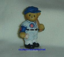 Cherished Teddies Chicago Cubs Ernie Banks 2000 NIB