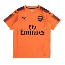 Camiseta de fútbol de manga corta porteros