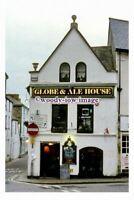 pu0387 - The Globe & Ale House , Penzance , Cornwall - photograph