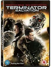 Terminator Salvation [DVD] [2009], , Very Good, DVD