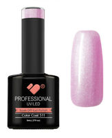 511 VB™ Line Strawberry Pink Metallic - UV/LED soak off gel nail polish