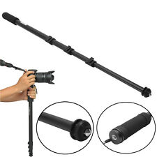 Lightweight Pro Camera Tripod Mono-pod For Canon EOS Nikon DSLR Adjustable HOT