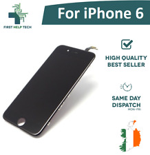 """For iPhone 6 4.7"""" LCD Display Touch Screen Digitizer Unit Assembly Black New"""