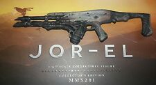 1/6 Hot Toys The Man Of Steel Jor-EL MMS201 Kryptonian Gun*US Seller*